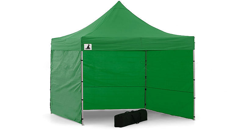 Gazebo Tent Marquee 3x3 PopUp Outdoor Wallaroo - Green