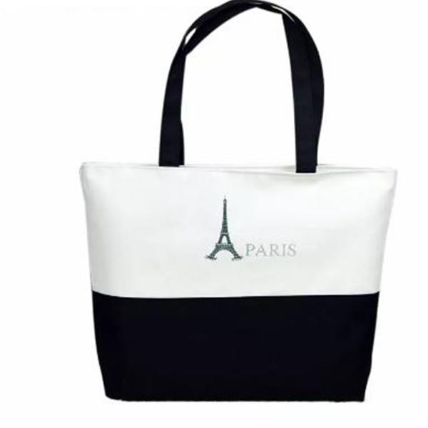 Paris Tote Beach Bag Carry Bag - Store Zone-Online Shopping Store Melbourne Australia