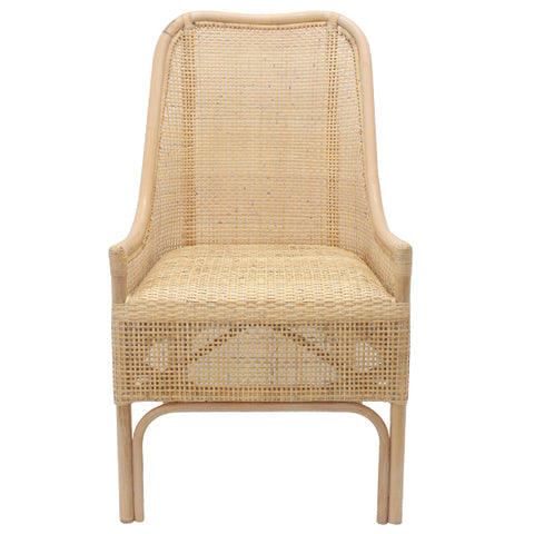Brunch Rattan Chair Whitewash - Store Zone-Online Shopping Store Melbourne Australia