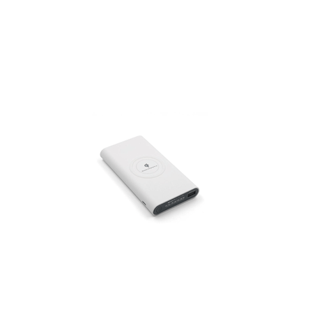 White Wireless 10000mAh Powerbank - Store Zone-Online Shopping Store Melbourne Australia