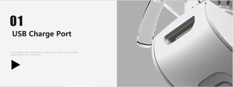 B1 Stereo Mini Bluetooth Skywalker Headset Wireless - Store Zone-Online Shopping Store Melbourne Australia