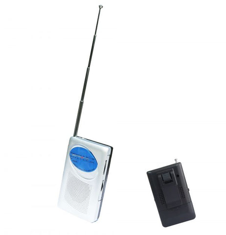 High Sensitivity FM/AM Mini Portable Pocket Radio Receiver - Store Zone-Online Shopping Store Melbourne Australia