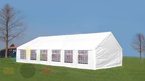12m x 6m outdoor event marquee carport tent