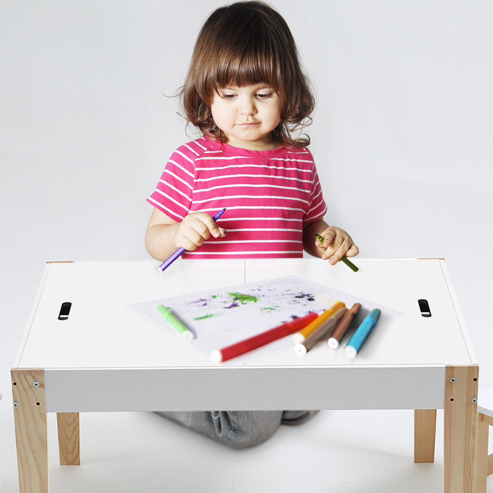 Kids Activity Table Chair Set