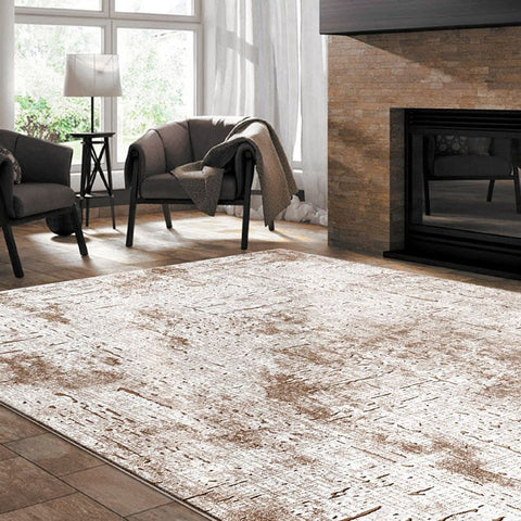Turkish Persian Beige Walter Rugs - Store Zone-Online Shopping Store Melbourne Australia