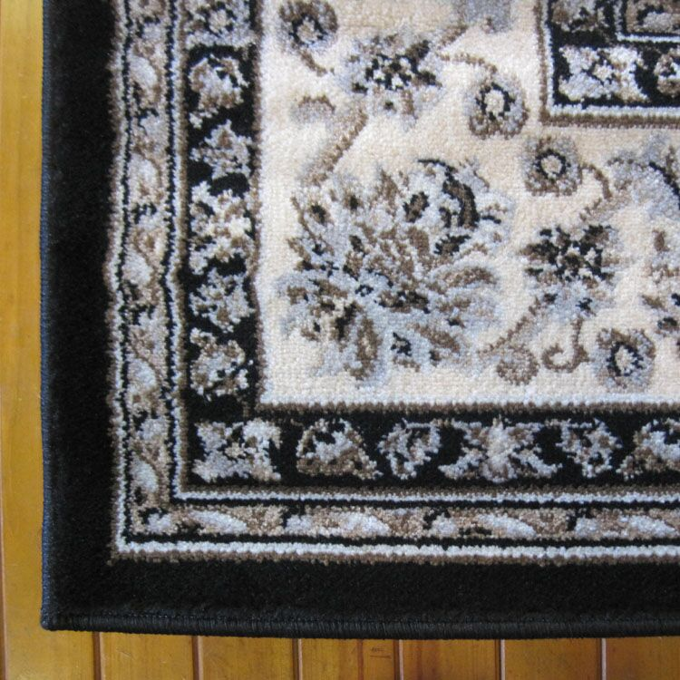 Turkish Persian Black Blasi Rugs - Store Zone-Online Shopping Store Melbourne Australia