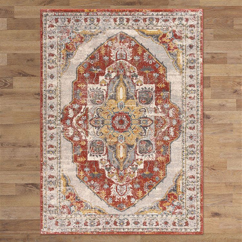 Turkish Persian Blue Amalia Rugs - Store Zone-Online Shopping Store Melbourne Australia