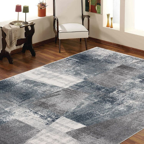 Turkish Persian Blue Elia Rugs - Store Zone-Online Shopping Store Melbourne Australia
