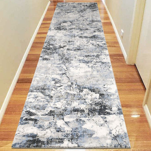 Turkish Persian Blue Muriel Rugs - Store Zone-Online Shopping Store Melbourne Australia