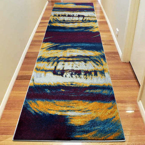 LUXURIOUS SUNSET THEMED RUG AREA - Store Zone-Online Shopping Store Melbourne Australia