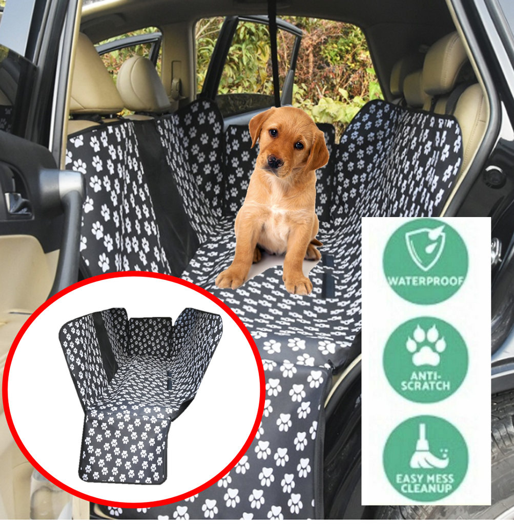 Dog Hammock Car Seat Cover- Online Store Melbourne Australia