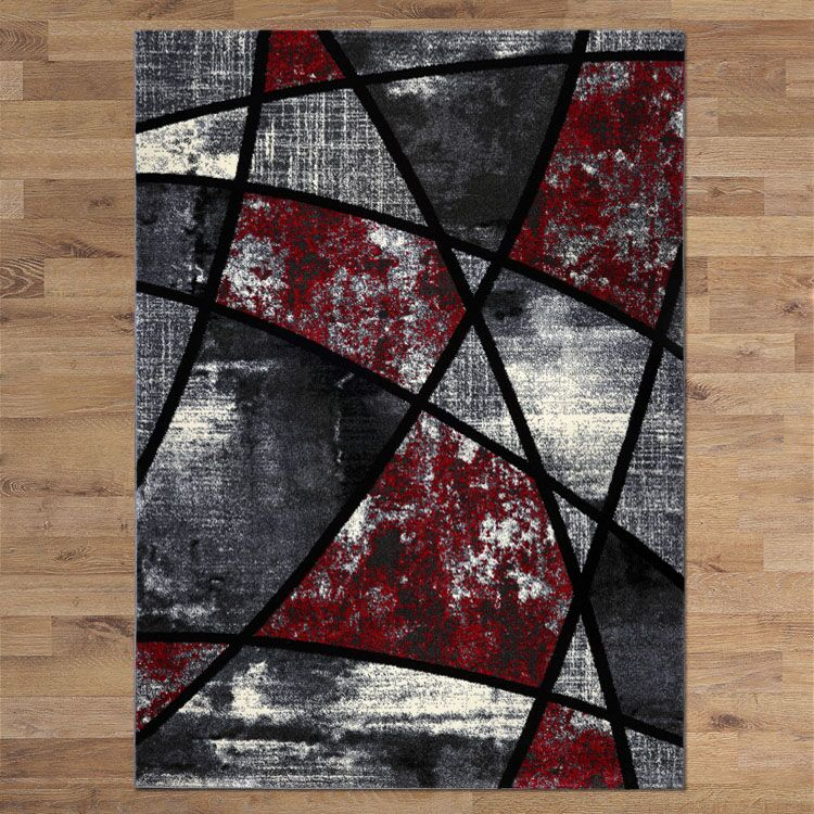 Turkish Persian Graphite Ansel Rugs - Store Zone-Online Shopping Store Melbourne Australia