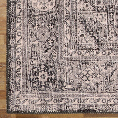 Turkish Persian Grey Luna Rugs - Store Zone-Online Shopping Store Melbourne Australia