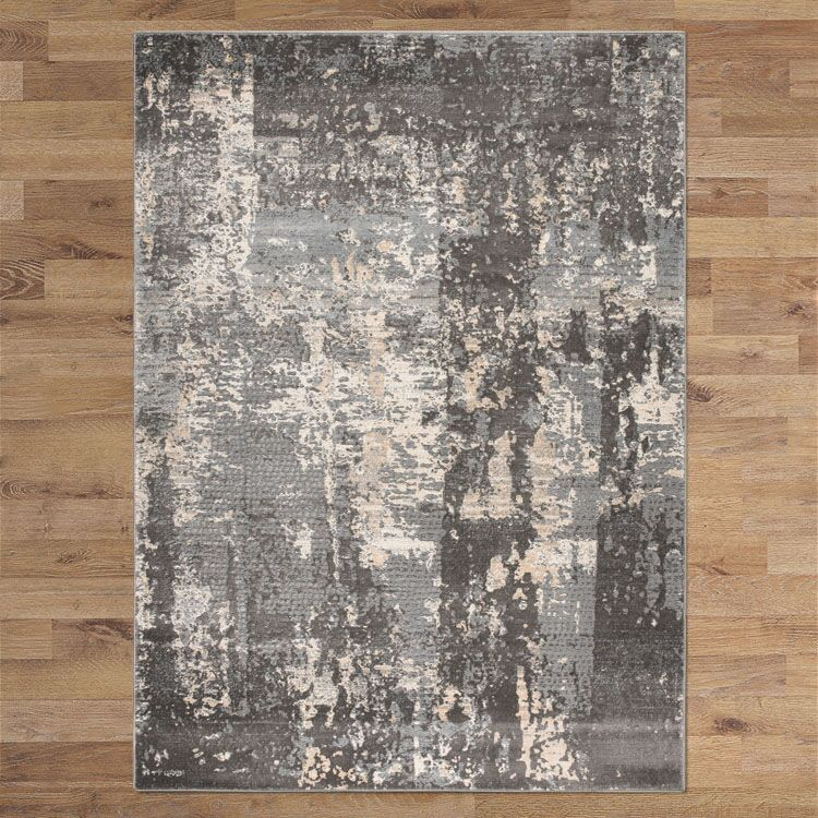 Turkish Persian Lt.Grey Elena Rugs - Store Zone-Online Shopping Store Melbourne Australia