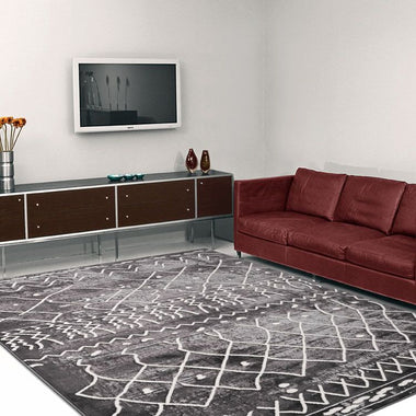 Turkish Persian Dk.Grey Jord Rugs - Store Zone-Online Shopping Store Melbourne Australia