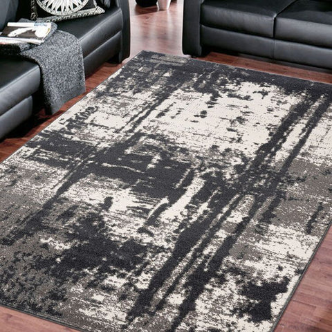 Turkish Persian Grey Elin Rugs - Store Zone-Online Shopping Store Melbourne Australia