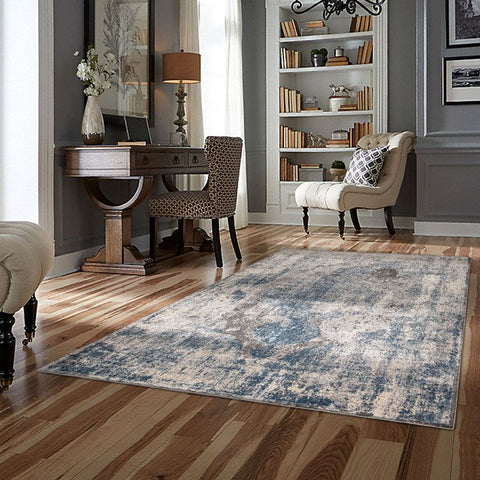 Turkish Persian Lt.Grey Tao Rugs - Store Zone-Online Shopping Store Melbourne Australia