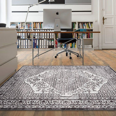 Turkish Persian Dk.Grey Eliza Rugs - Store Zone-Online Shopping Store Melbourne Australia