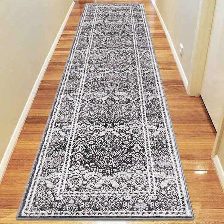 Turkish Persian Lt.Grey Eden Rugs - Store Zone-Online Shopping Store Melbourne Australia