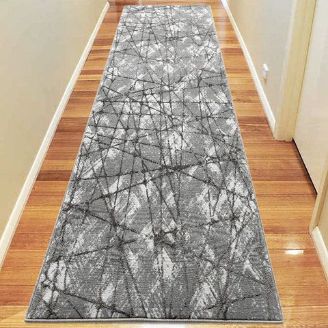 Turkish Persian Grey Quin Rugs - Store Zone-Online Shopping Store Melbourne Australia
