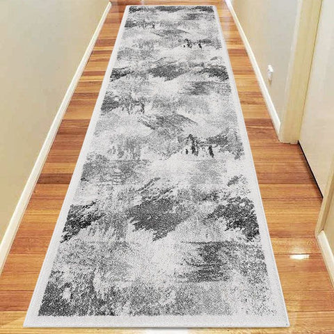 Turkish Persian Grey Lou Rugs - Store Zone-Online Shopping Store Melbourne Australia
