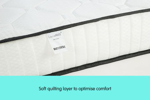 Laura Hill Pocket Spring Mattress - King Single
