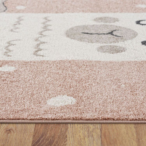 Turkish Persian Pink Jack Rugs - Store Zone-Online Shopping Store Melbourne Australia