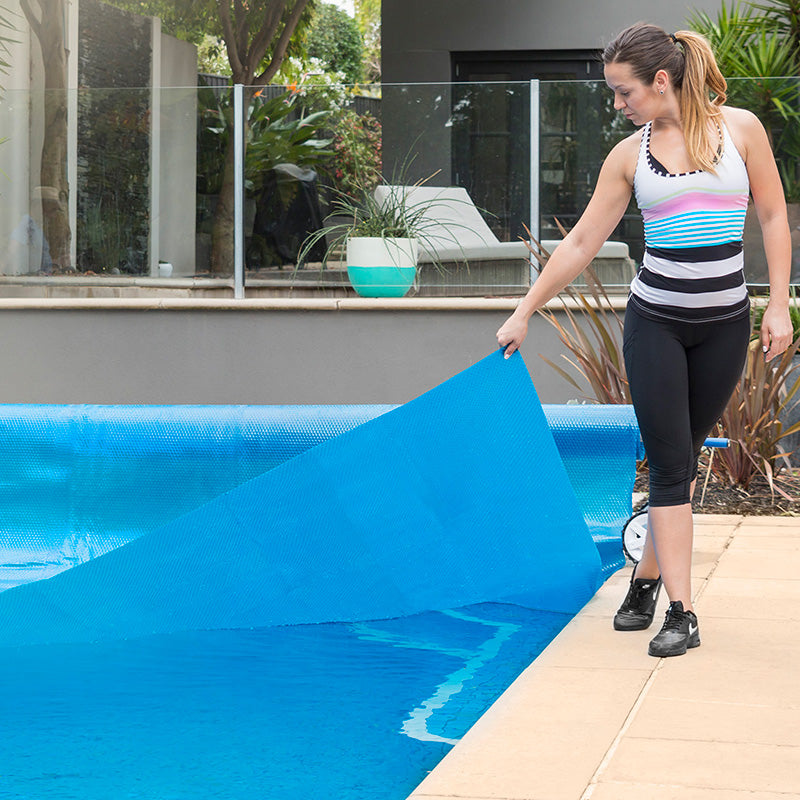 Solar Swimming Pool Cover 11 x 4.8m