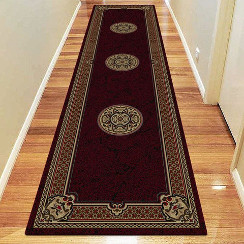 Turkish Persian Red Lief Rugs - Store Zone-Online Shopping Store Melbourne Australia