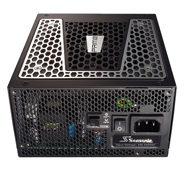 SeaSonic 750W PRIME Ultra Titanium PSU (SSR-750TR)