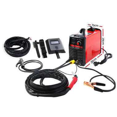 GIANTZ Plasma Cutter Inverter DC Welder 50A CUT IGBT TIG Welding Machine 180Amp