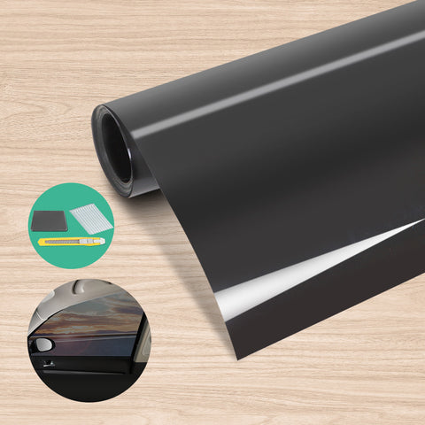 Giantz Window Tint Film Black Commercial Car Auto House Glass 152cm x 30m VLT 35%
