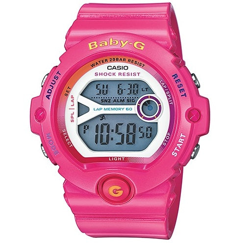 Casio Baby-G Digital Female Pink Watch BG-6903-4BDR - Store Zone-Online Shopping Store Melbourne Australia