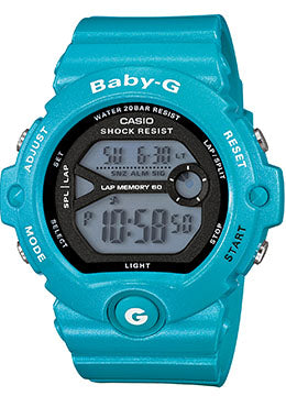 Casio Baby-G Blue Digital Female Watch BG-6903-2DR - Store Zone-Online Shopping Store Melbourne Australia