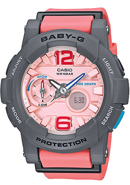Casio Baby-G Female Watch BGA-180-4B2DR - Store Zone-Online Shopping Store Melbourne Australia
