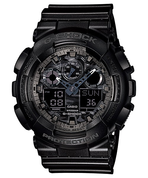Casio G-Shock Analogue/Digital Mens Camouflage Black Watch... - Store Zone-Online Shopping Store Melbourne Australia