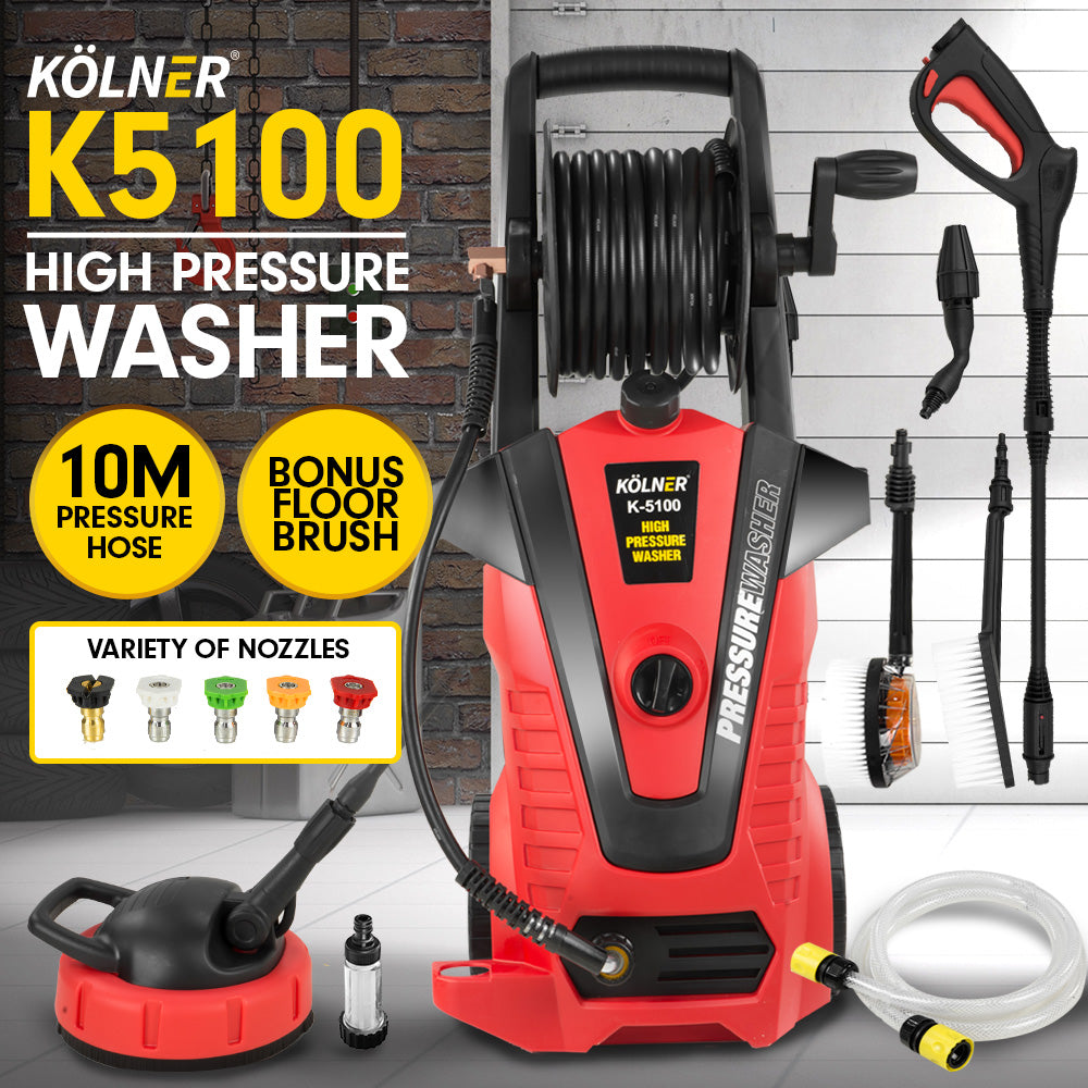 Kolner Pessure Washer Hose Gun Cleaner Electric  - K5100