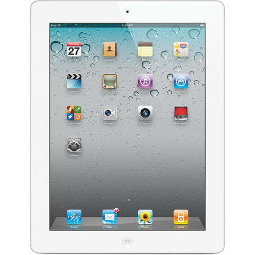 Apple iPad 2 Tablet 16GB Refurbished A-Grade WiFi + Cellular - White