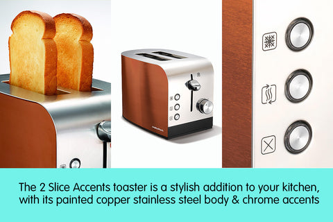 Morphy Richards Kettle and Toaster Combo