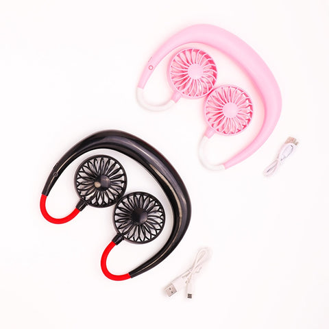 Portable Hanging Neck Sports Fan - Store Zone-Online Shopping Store Melbourne Australia