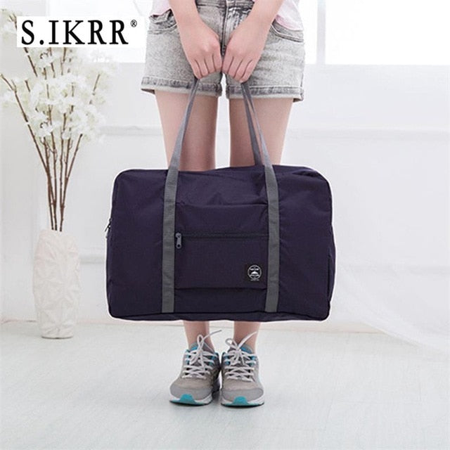 Foldable Travel Duffle Bag - Store Zone-Online Shopping Store Melbourne Australia