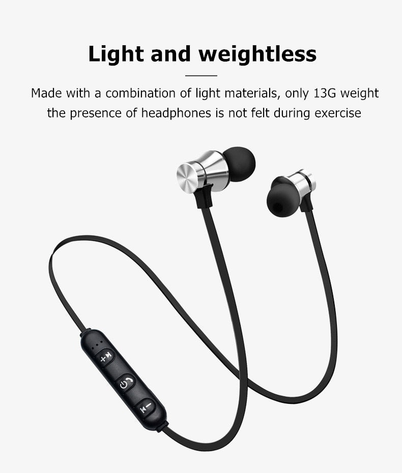 Sports Bluetooth Earphone - Store Zone-Online Shopping Store Melbourne Australia