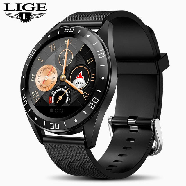 Men Pedometer Sports Smart Watch - Store Zone-Online Shopping Store Melbourne Australia