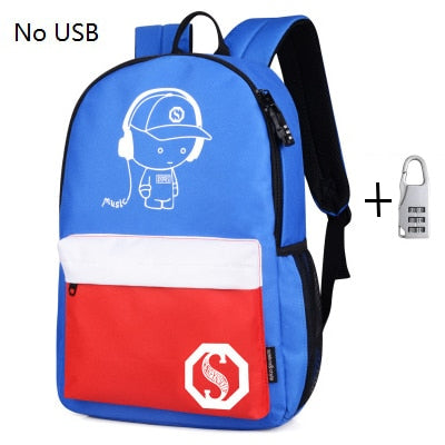 Anti-theft Backpack - Store Zone-Online Shopping Store Melbourne Australia