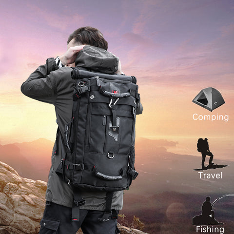 Waterproof outdoor Travel Backpack - Store Zone-Online Shopping Store Melbourne Australia