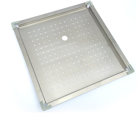 Stainless Steel Sink Colander 425 x 425mm