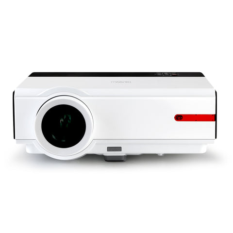 Devanti Smart Full HD 1080P Android Video Projector Home Cinema Theatre WiFi Bluetooth