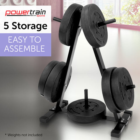 Weight Plates Storage Rack