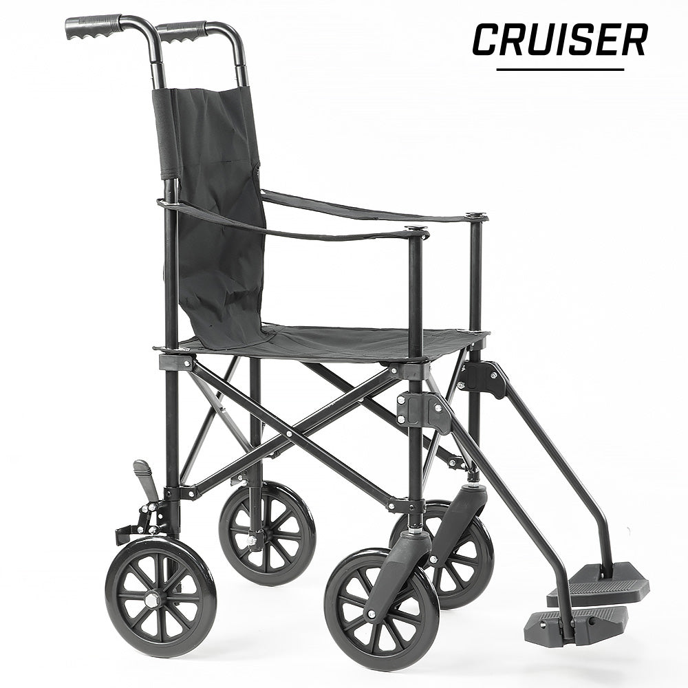 Orthonica Compact Foldable Wheelchair - Cruiser