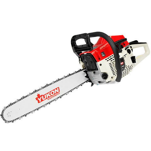 Yukon Premium 58cc 20in Petrol Chainsaw